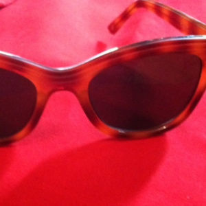 COLE HAAN Sunglasses-Tortoise Shell